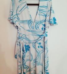 Ljetna haljina za plažu, S/M (sitno ostecenje)