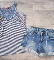 Lot majica i hlačice vel S