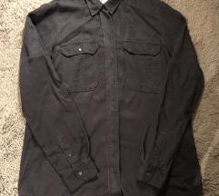 Zara tamno siva košulja (pt uklj)