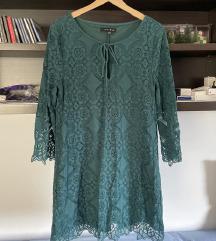 NEW YORKER tamnozelena haljina