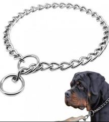 Metalna ogrlica za psa