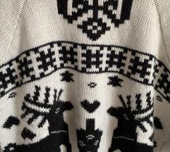 H&M božićni džemper