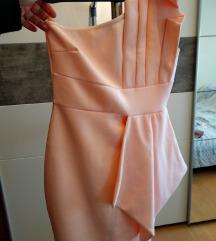 NOVA ASOS haljina na jedno rame
