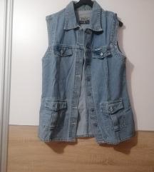Jeans prsluk