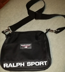 Crna torba Ralph sport