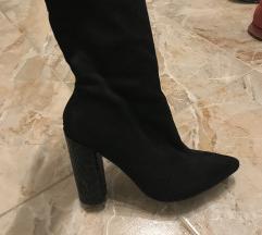 Čizme - carape s uzorkom