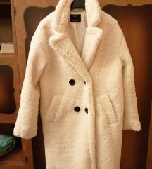 Bershka teddy coat