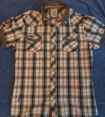Muška karirana košulja vel L