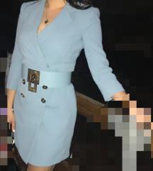 Elisabetta Franchi haljina s remenom