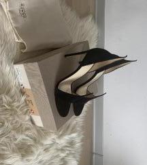 Francesvo Russo štikle sandale 39 novo