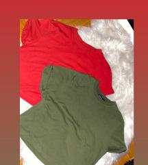 NOVO!! 1+1 kratke majice