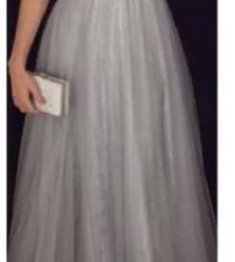 Predivna duga haljina