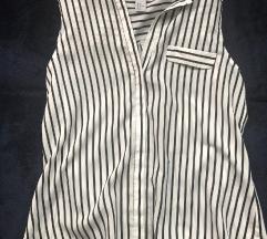 HM košulja bez rukava na pruge