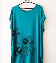 Nova zelena majica/tunika