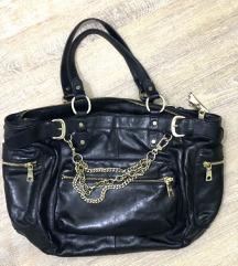 Original donna karan kožna torba
