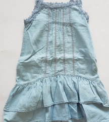 Zara traper haljina vel.118 ( 5-6 god)