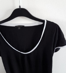 MASSIMO DUTTI crna majica