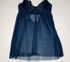 Tamno plavi Esmara negliže