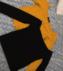 Majice Bershka NOVE (komplet ili zasebno 50kn)