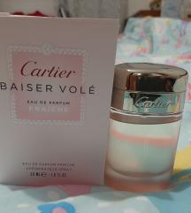 Cartier Baiser vilé fraîche,edp