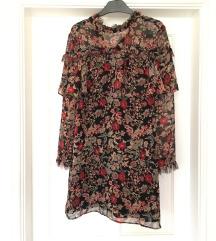 cvijetna haljina S