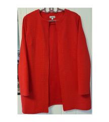 Up Fashion novi crveni kardigan