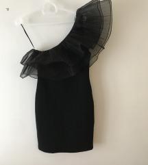 Zara mini haljina na jedno rame