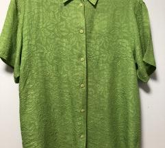 Retro zelena košulja