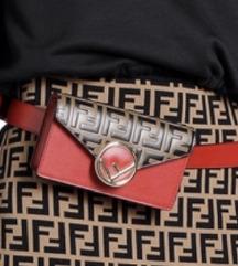 Fendi belt torba