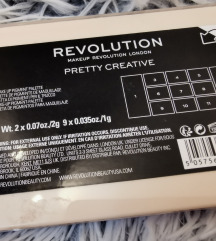 Nova Makeup revolution paleta sjenila