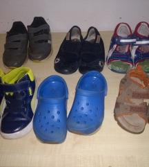 Tenisice,sandale,papuče