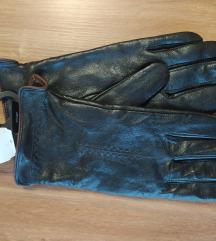 Nove kožne rukavice zimske - ženske