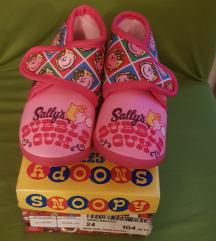 Dj.papuče za djevojčice