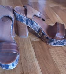 Guliver sandale smeđe