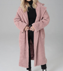 Ducie London teddy coat REZZ