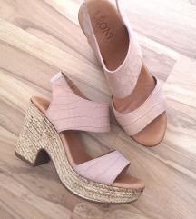 Ljetne kozne sandale