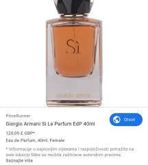 Armani Si le parfum 40ml