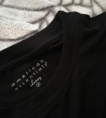 American Essentials Luxury crna majica