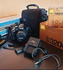 Nikon d3200 DSLR fotic