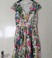 Orsay cvjetna haljina 34, xs