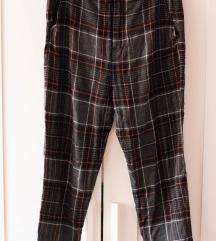 Zara karirane hlače