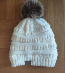Nova zimska kapa sa coflekom