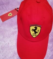 Šilterica Ferrari s etiketom