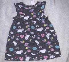 NOVA H&M dječja haljinica