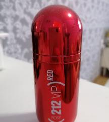 DEKANTIRAM 212 Vip Rose Red Carolina Hererra