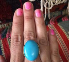 Prsten tirkiz