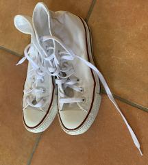 Converse visoke bijele starke