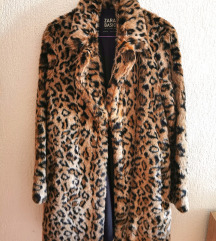 Zara leopard bunda