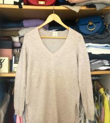 ZARA 100% kašmir pulover