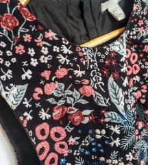 HM jacquard - cvjetna haljina 🎀